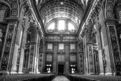 Vatican City 4 – St. Peter's Basilica