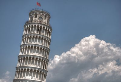 Pisa 1 – The Leaning Tower