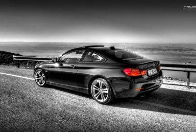 BMW 428i @ Dead Sea 4