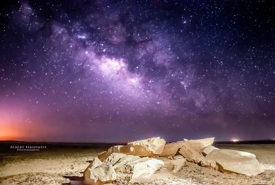 MilkyWay at Azraq