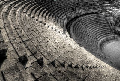 Jerash – The South Theatre 3