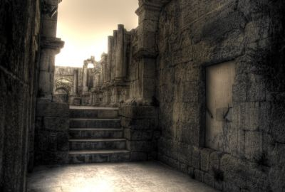 Jerash – The South Theatre 8