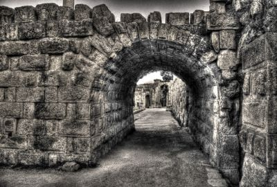 Jerash – Small Gate