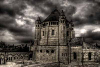 Hagia Maria Abbey 4