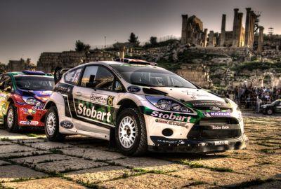 WRC2011 – Jerash start ceremony