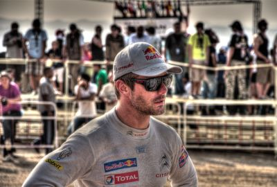 Jordan 2011 WRC – Sebastien Loeb