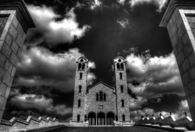 Khalda Church 1