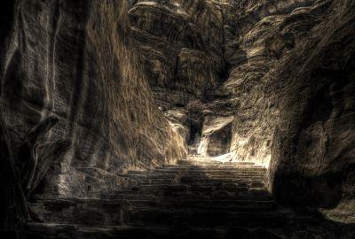 Petra – Stair hike to The Monastery