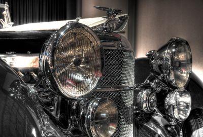 Phantom IV front