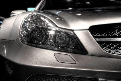 "Mercedes-Benz SL65 AMG ""Black Series"""