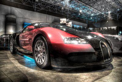 Buggati Veyron 2010