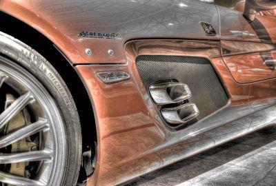Mercedes-Benz SLR-McLaren