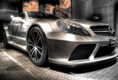 "Mercedes-Benz SL65 AMG ""Black Series"" 2009"