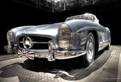 Mercedes-Benz SL300 Roadster – 1957
