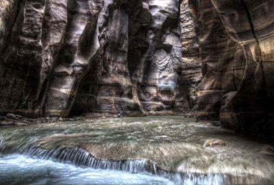 Wadi Al Mujib 04
