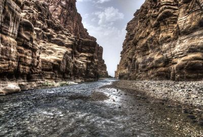 Wadi Al Mujib 07