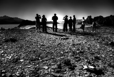 Wadi Rum – Over the Edge